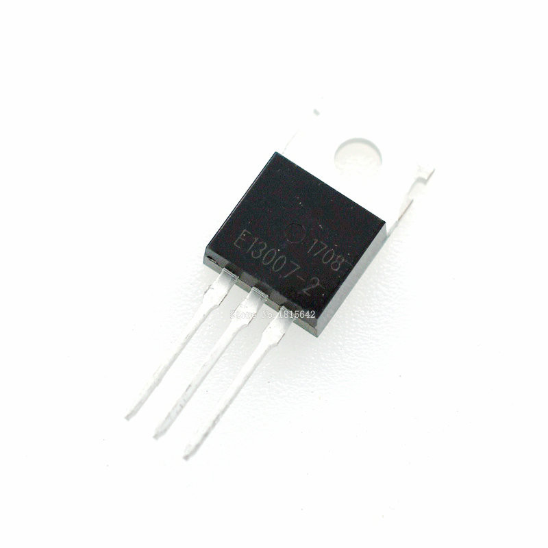 10PCS/Lot Brand New Transistor E13007 E13007-2 MJE13007 E13007 J13007 Triode TO-220