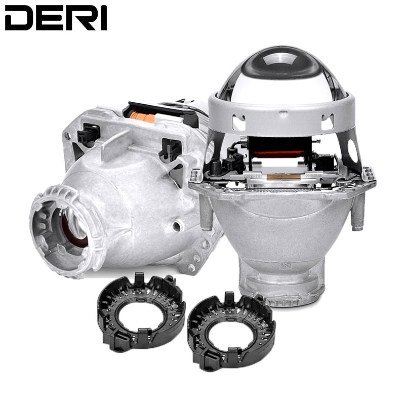3.0 inch Bi xenon Projector lens Hella 3R G5 5 Style Car Styling Retrofit Headlamp Modify D1S D2S D3S D4S Dedicated Lenses