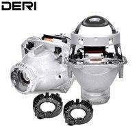 3.0 inch Bi xenon Projector lens Hella 3R G5 5 Style Car Styling Retrofit Headlamp Modify D1S D2S D3S D4S Dedicated Lenses