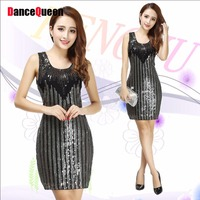 2015 Latin Dance Dress For Lady Ballroom Dance Dresses For Sale Women Latin Dance Skirt Cha