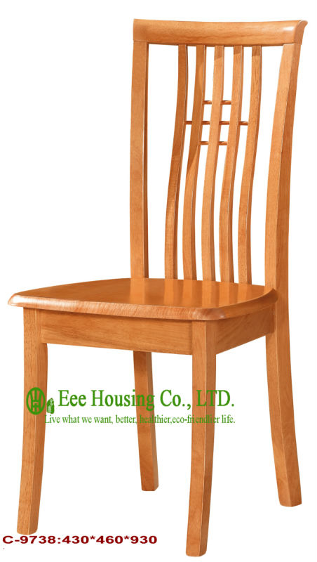 C-9738  Luxurious Solid Dining Chair,Solid Wood Dinning Table Furniture With Chairs/Home Furniture