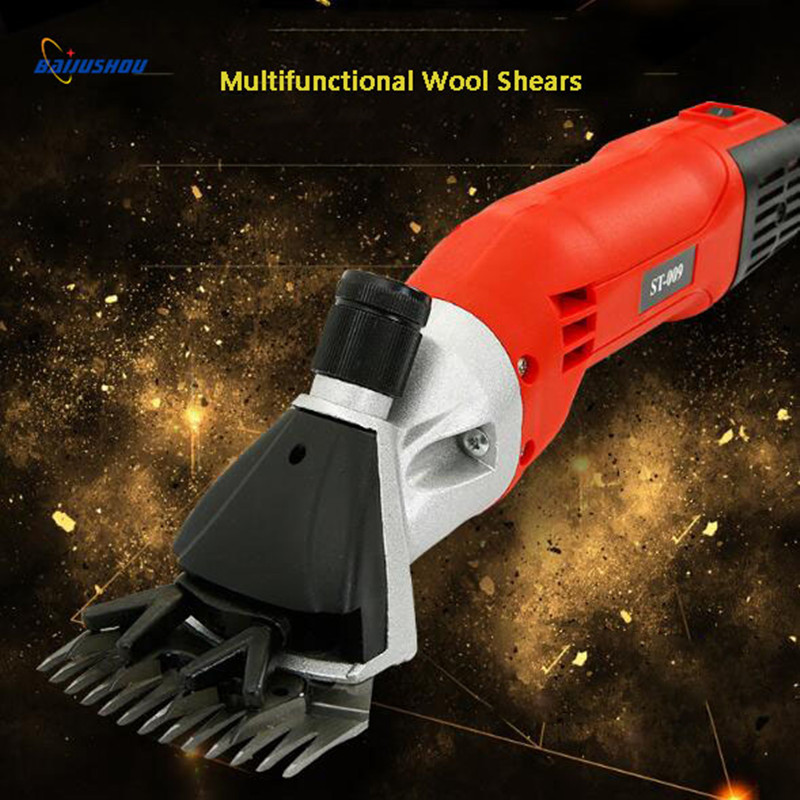 Electric Wool shears Electric Scissors Clipper Shearing Machine Sheep Shear