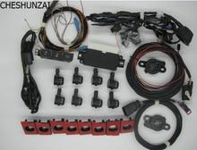 Cheshunzai для VW MQB Гольф 7 новых Octavia-park Pilot спереди и сзади 8 Сенсор 8 К с ops стенты модуль жгут проводов