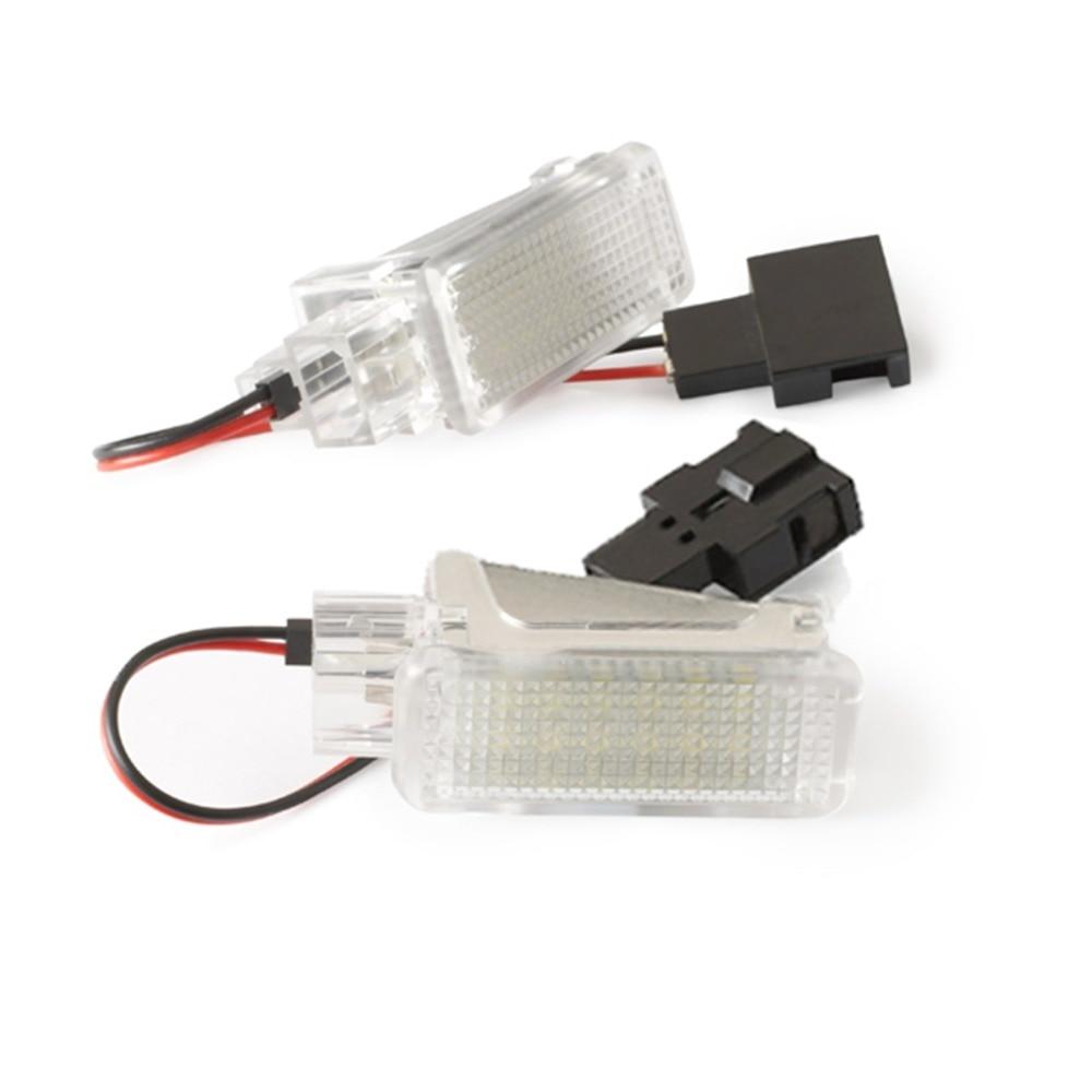 2 kom LED svjetiljka za dobrodošlicu u unutrašnjosti, svjetiljka - Svjetla automobila - Foto 2