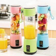 420ml Multipurpose Portable Blender Rechargeable Plastic Juicer Egg Extractor Original Juice Healthy Life Potable Machine