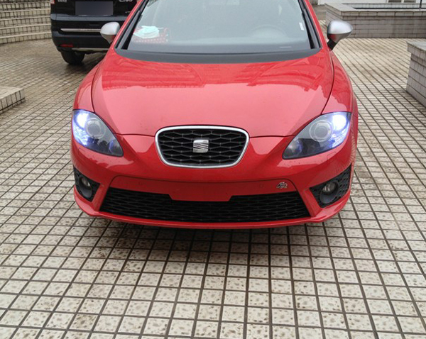 2 x high power led dagrijverlichting voor seat leon geen fout ...