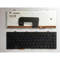 New US Keyboard FOR DELL STADIO 14Z 1450 1470 1457 1458 US laptop keyboard with Backlight