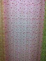 CS 45 1ชิ้นปักดอกไม้สั้นเชียร์ผ้าม่านสำหรับห้องนั่ง