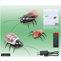 Wholesale 1pcs RC toy for iPad / iPhone Remote Control Cockroach Roach bug Drop free shipping