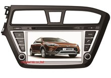 8inch for HYUNDAI I20 left 2014 car dvd player,touch screen,GPS Navigation,BT,TV,radio,ipod,wince 6.0,English,portuguese,Russian