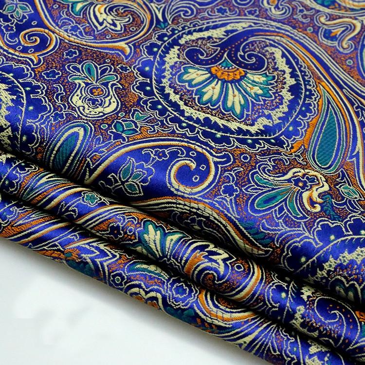100cmx75cm American Style High Precision Jacquard Tapestry Satin