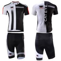 CATEYE Summer Cycling Wear Short Sleeved Shirt For Men And Women Sportswear Bicycle Speed Dry Ventilation