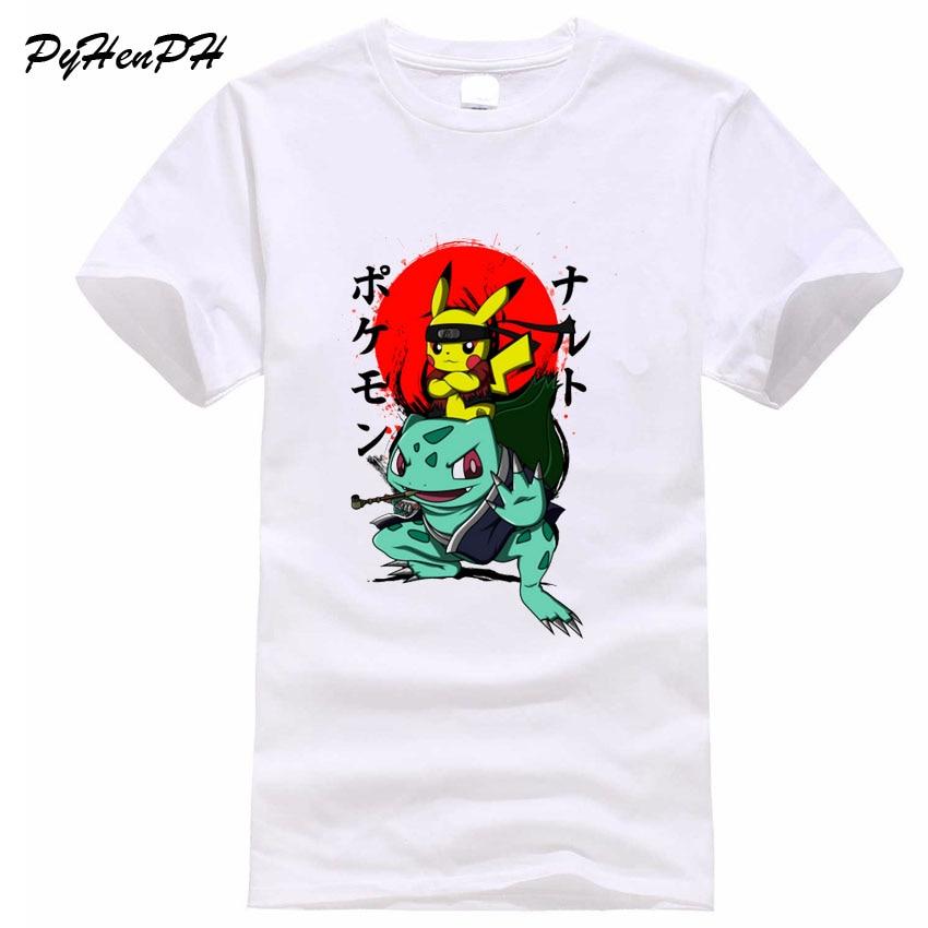 men-tshirt-cartoon-font-b-pokemon-b-font-pikachu-naruto-print-short-sleeve-cotton-t-shirt-mens-summer-tee-shirt-homme-o-neck-camisetas-hombre