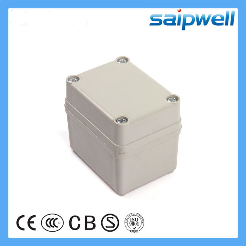 Saipwell commercial plastic storage distribution waterproof boxes enclosure for electrical 50 65 55 DS AG 0506