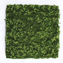 40*40cm Artificial Moss Turf green wall Moss Stone Plant Wall Shop Hotel Christmas Decor Creeper Leaf Vine Flower plant wall(China)
