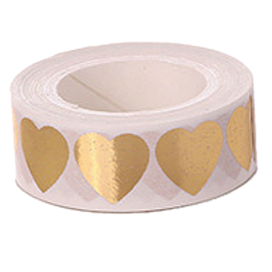 High Quality Gold Foil 10m Paper Tape Dot,strip,heart Christmas Decorative Washi Tape 1pcs(Q-31)
