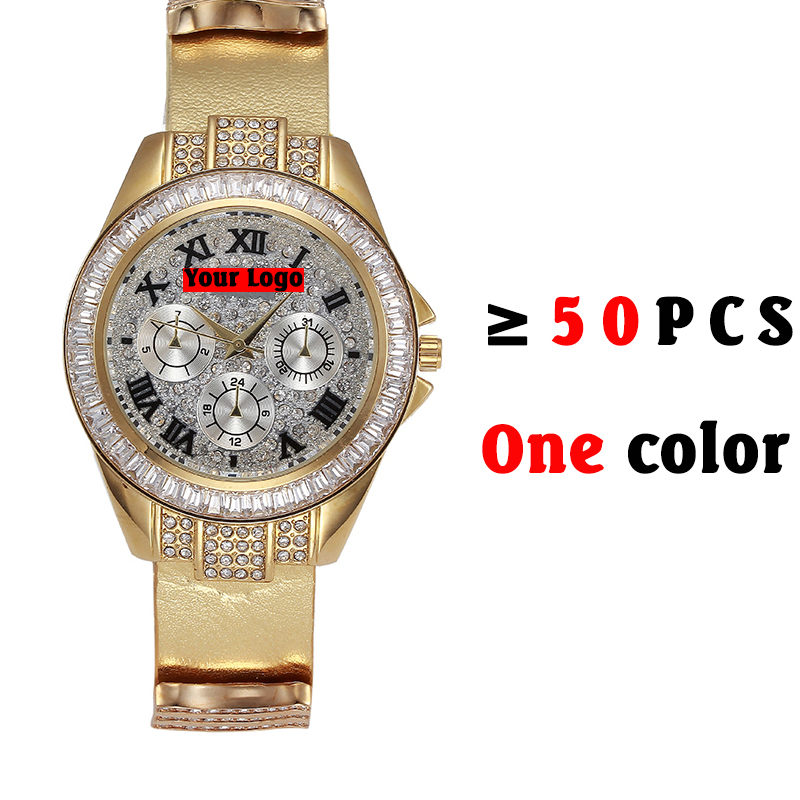Type 2097P Custom Watch Over 50 Pcs Min Order One Color( The Bigger Amount, The Cheaper Total )