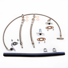 Kinugawa Turbo Oil and Water Line Kit M18x1.5mm for Garrett T3 T4 T3/T4 T04E