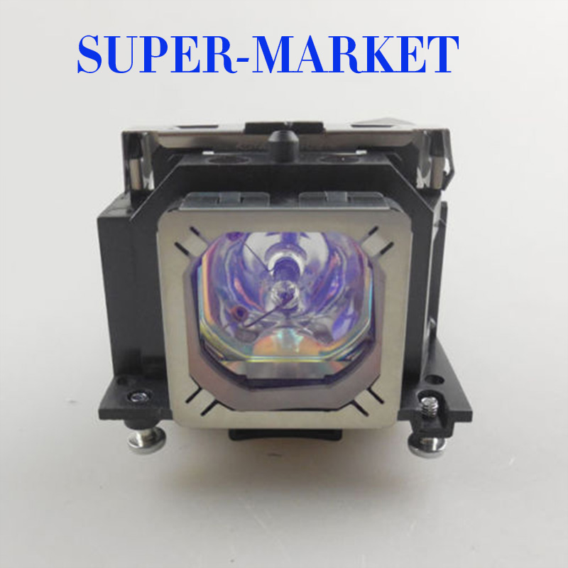 Free Shipping Compatible Projector Lamp with housing POA-LMP129 / 610-341-7493 for Sanyo PLC-XW65K /PLC-XW65 Projector free shipping compatible projector lamp with housing r9832752 for barco rlm w8