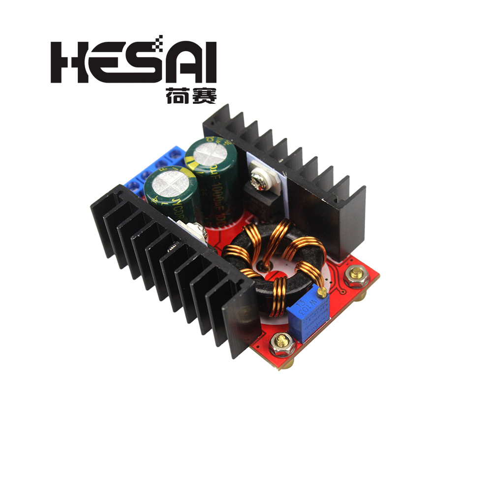 Smart Electronics <font><b>150W</b></font> Boost Converter <font><b>DC</b></font>-<font><b>DC</b></font> 10-32V to 12-35V <font><b>Step</b></font> <font><b>Up</b></font> Voltage Charger Module image