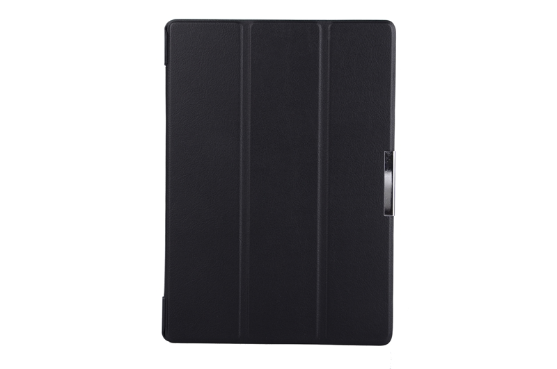 PU Leather Slim Cover with Stand for Lenovo Tab2 A10-70F A10-70L A10-70 Tablet Case ( not for A7600 ) + Stylus Pen
