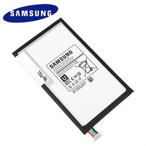 Image 4 - SAMSUNG Dorigine 4450mAh EB BT330FBU EB BT330FBE Batterie De Remplacement Pour Samsung Galaxy Tab 4 8.0 T330 T331 T335 SM T330 SM T331