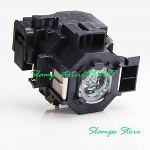 Image 4 - High Brightness Projector lamp With Housing V13H010L42 ELPLP42 for Epson EMP 822 EMP 822H EMP 83 EMP 83C EMP 83H EMP 83HE