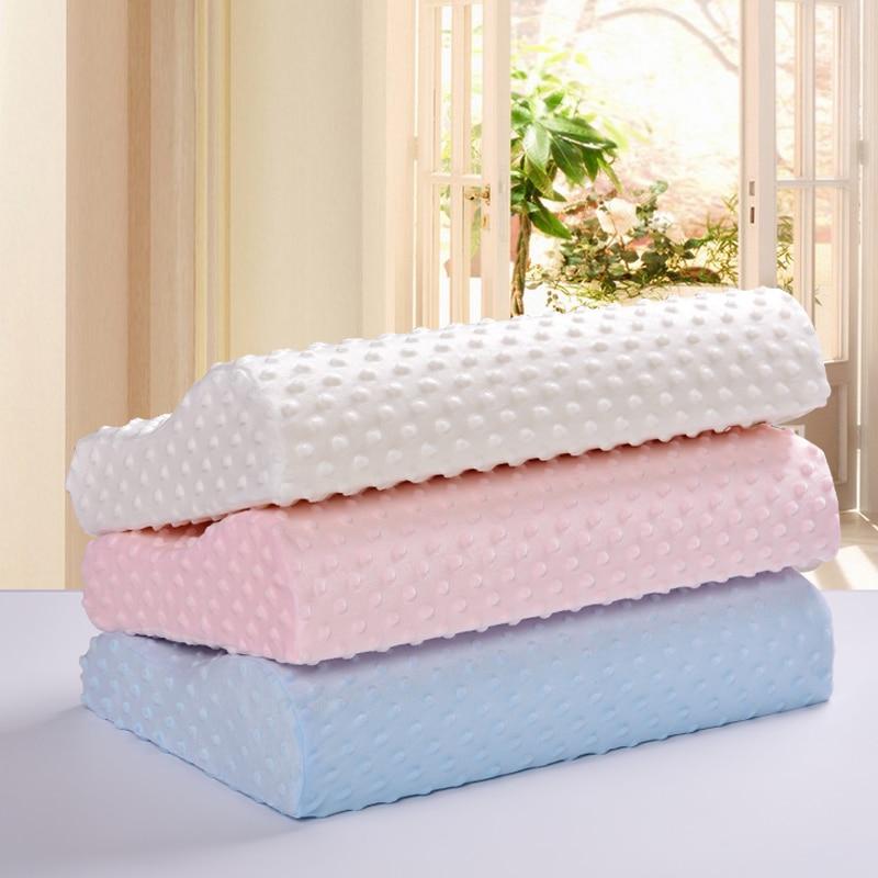 New Memory Memory Pillow Komfortowe poduszki na szyję do spania w - Tekstylia do domu - Zdjęcie 4