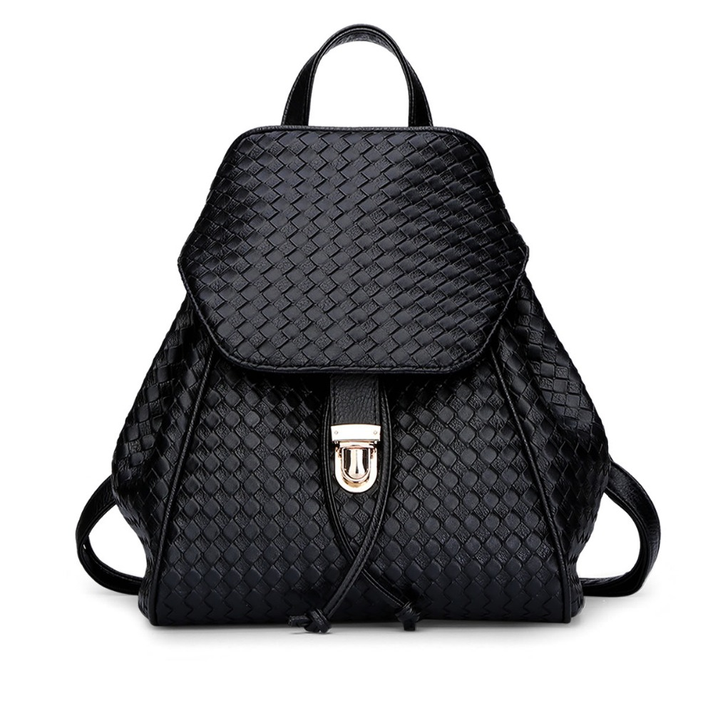 ФОТО Hot sale 2016 women bag high quality lady backpack famous design brand girl school bags fashion preppy style shoulder bags S01