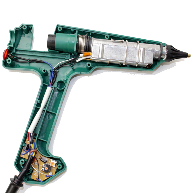 Tools : LAOA 150W Hot Melt Glue Gun Temperature Adjustable For Stick Paper Hairpin PU Flowers  Graft Repair Heat Gun Pneumatic DIY Tools