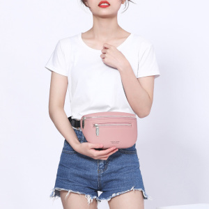Image 4 - Luxury Multi functiona Womens Fanny Pack Shoulder Bag and Chest Bag Female Belt Sac Women Waist Bag High Quality Ladies Bolsa