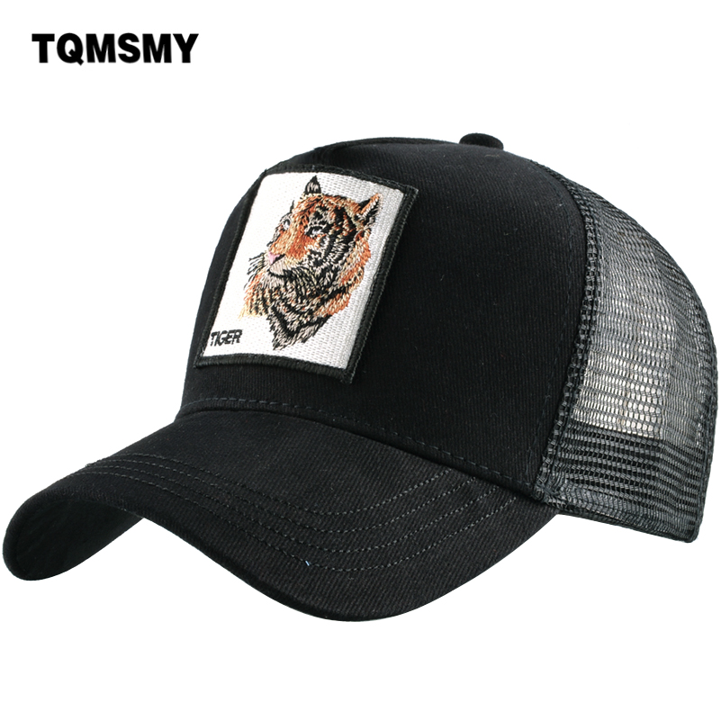 Detail Feedback Questions about TQMSMY Wholesale Tiger Baseball Cap  Snapback Hat Cotton Cap Hip Hop Fitted Cap Trucker Hats for Men Women  Summer Cap TMDHLH ... 270273490a90