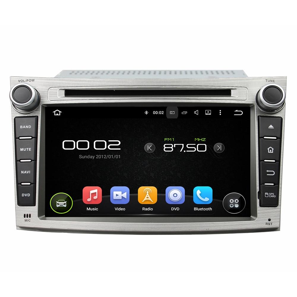 OTOJETA Android 8.0 voiture DVD lecteur octa Core 4 GB RAM 32 GB rom pour subaru Legacy outback 2009-2012 radio tactile stéréo tête unités