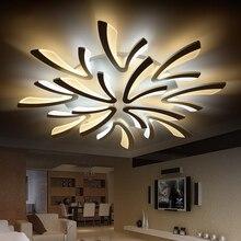 NEO Gleam Acryl Dicke Moderne Led Decke Kronleuchter Lichter Fr Wohnzimmer Schlafzimmer Esszimmer Hause Lampe