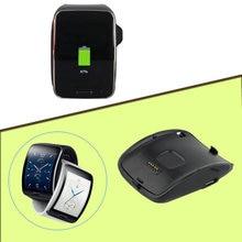 Doca de Berço Dock para Samsung Sm-r750 com Cabo Carregamento Carregador Galaxy Gear S Smart Relógio USB Alta Qualidade