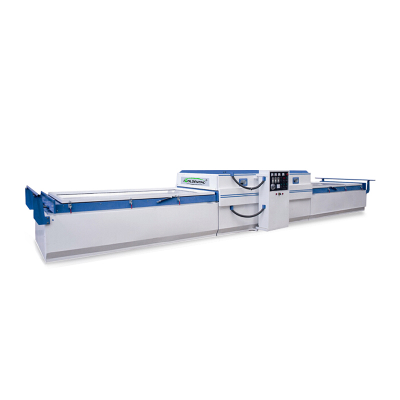 Factory Price Automatic Laminating Laminator Machines Vacuum Press For MDF Wood Cabinet Furniture