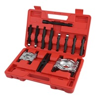 C8019 Small Volume Bearing Puller Separator Set Magnet Wheel Extractor Internal External Removal Remover Puller Kit   Hand     Tools