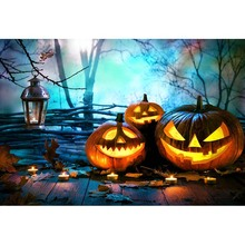 Newest Background Photography Halloween 300x300cm Digital Printing Photo Studios Vinyl Studio