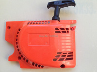 45cc 52cc 58cc Chainsaw Parts Single Recoil Pull Starter Chainsaw Spares For Chinese Chainsaw 4500 5200