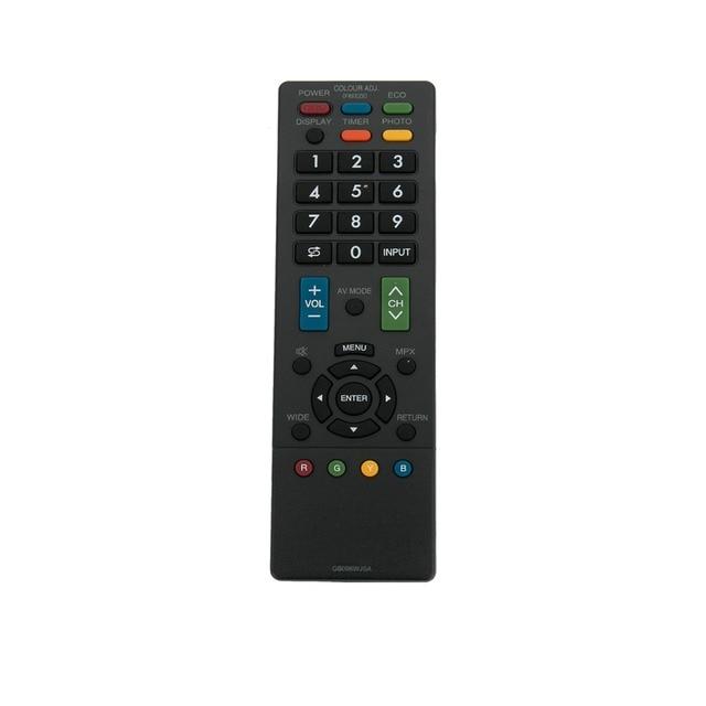 Remote Tv Sharp