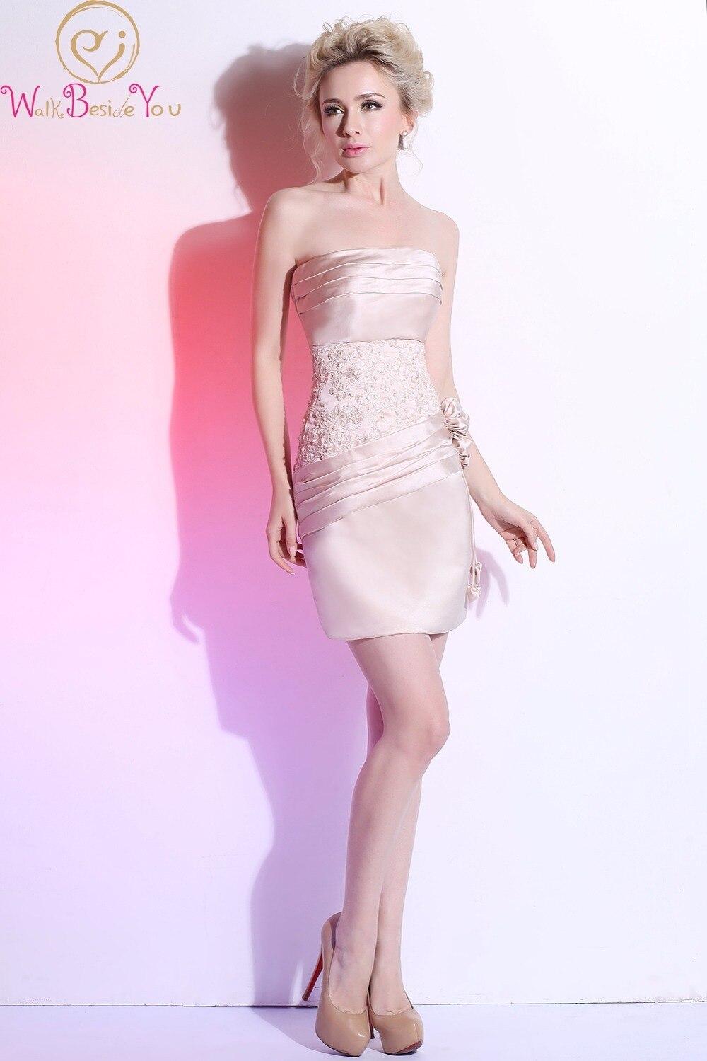 Magnífico Por Encargo Vestidos De Dama Ornamento - Colección de ...