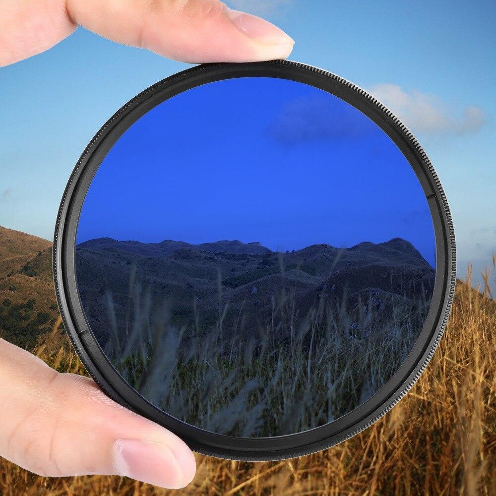 Нужны ли цветные фильтры для цифровой фотографии