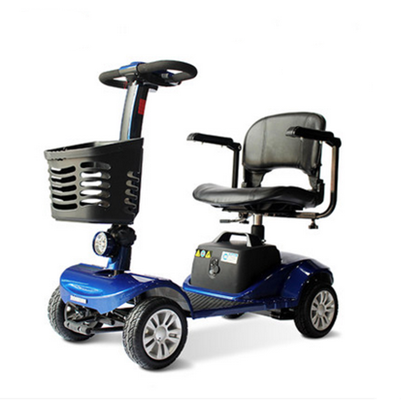 Electric Scooter Mini Elderly Four Wheel Hot 12V 20V 250W Lithium ...