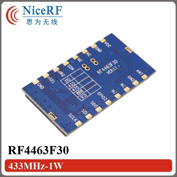 RF4463F30-433MHz-1W-2