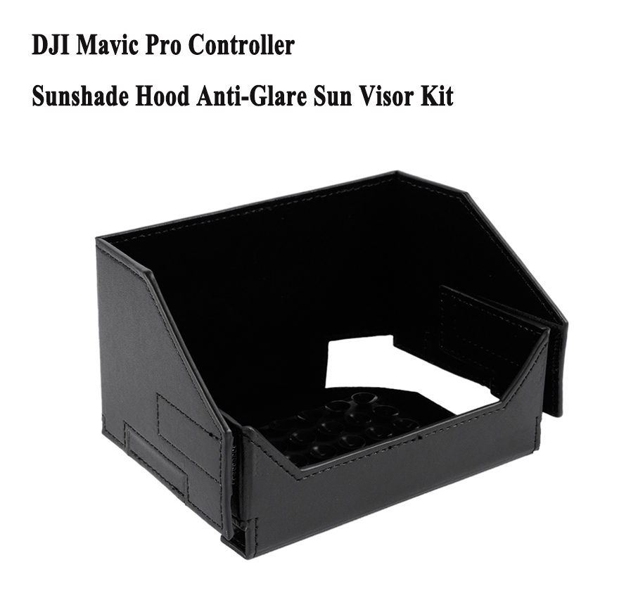 1 pcs Controller Sunshade Hood Anti Glare Sun Visor Kit For DJI font b Mavic b