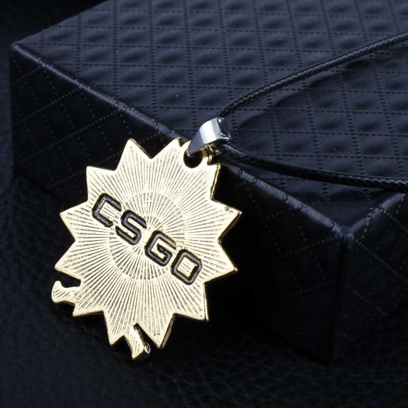 Игра csgo металлический брелок для ключей счетчик Strike CS GO брелки мужские стальные цепочки для ношения ключей chaviro рюкзак брелок