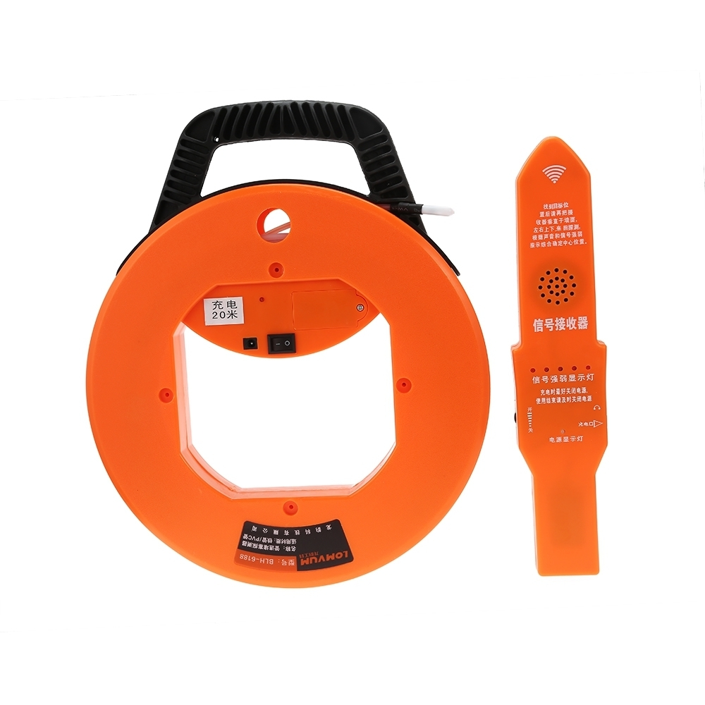 Wall Detector Thickness Gauges Pipe Blockage Detector Wall Scanner Pipeline Blocking Clogging Finder Plumbers InstrumentWall Detector Thickness Gauges Pipe Blockage Detector Wall Scanner Pipeline Blocking Clogging Finder Plumbers Instrument