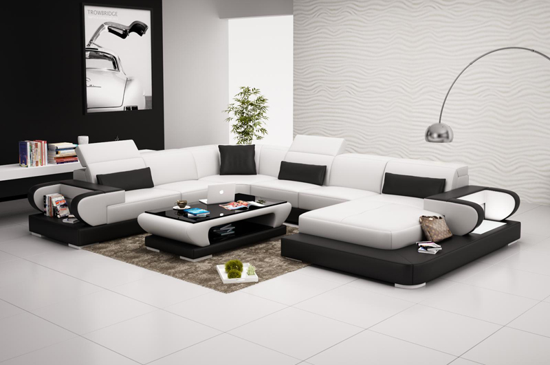 2016 wholesale modern furniture living room sofa set for Modern living room 2016