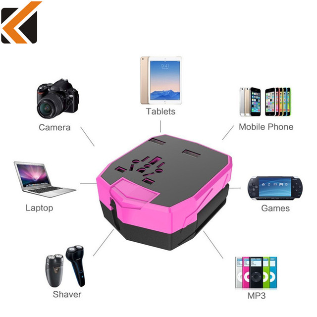 Kinden multifunction universal armour travel charger adapter plug kinden multifunction universal armour travel charger adapter pluguseuukau sciox Images