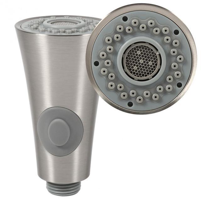 Top Qualitat Spruhkopf 1 2 Kunststoff Spule Wasserhahn Ziehen Down